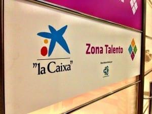La_Caixa_en_EBE12_Zona_Talento