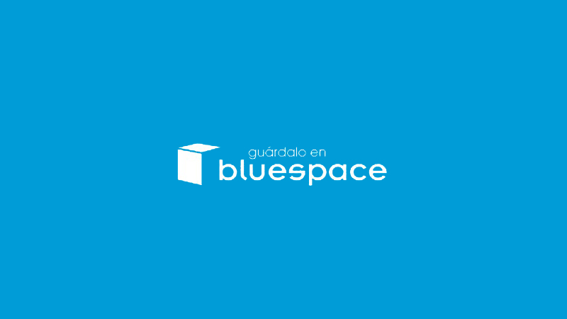 Logotipo de Bluespace