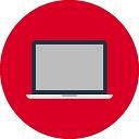 Icono de un ordenador representado al Diseño de Webs Corporativas en Barcelona