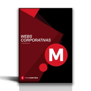 Pack de web corporativa para pequeñas empresas del tamaño M