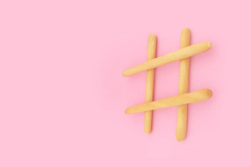 Los seguidores falsos en Instagram se suele n guiar por hastags