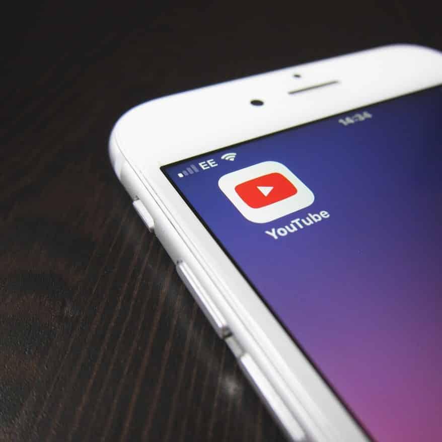 crear un canal de Youtube y vídeos