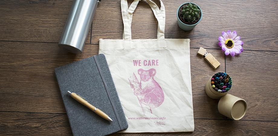 Productos ecológicos de Gift Campaign