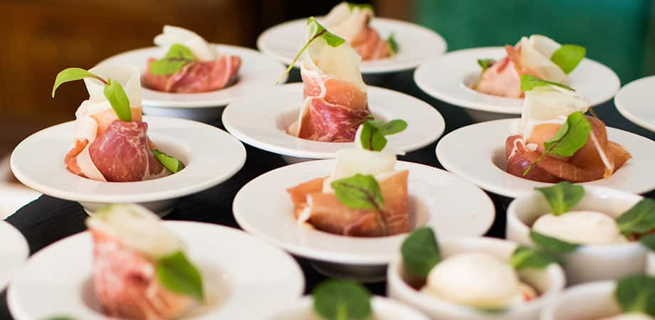 Foto de ejemplo de catering