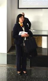 BAC celebration (Akiko Sagano, Cónsul General Adjunt of Consulate General of Japan Barcelona)