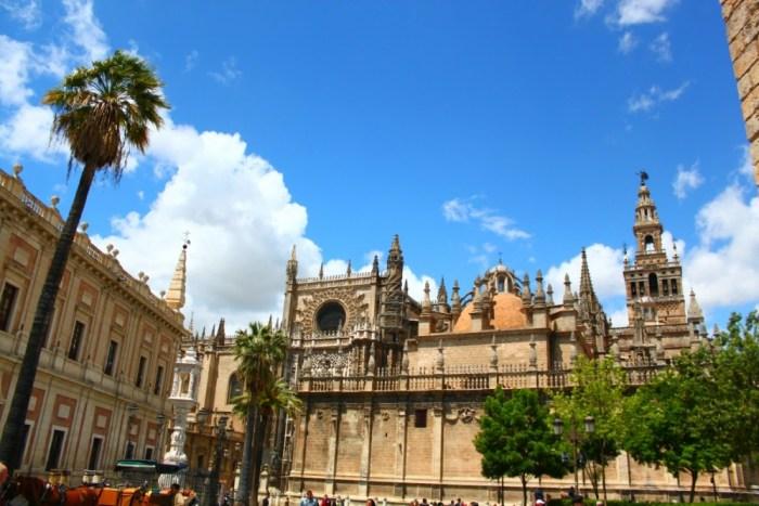 Sevilla-Spain-Cathedral-La-Giralda