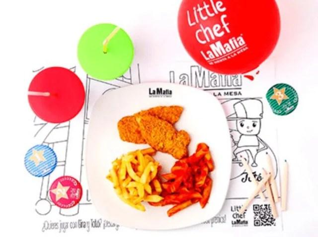 LA MAFIA, restaurante para ir con niños en Barcelona