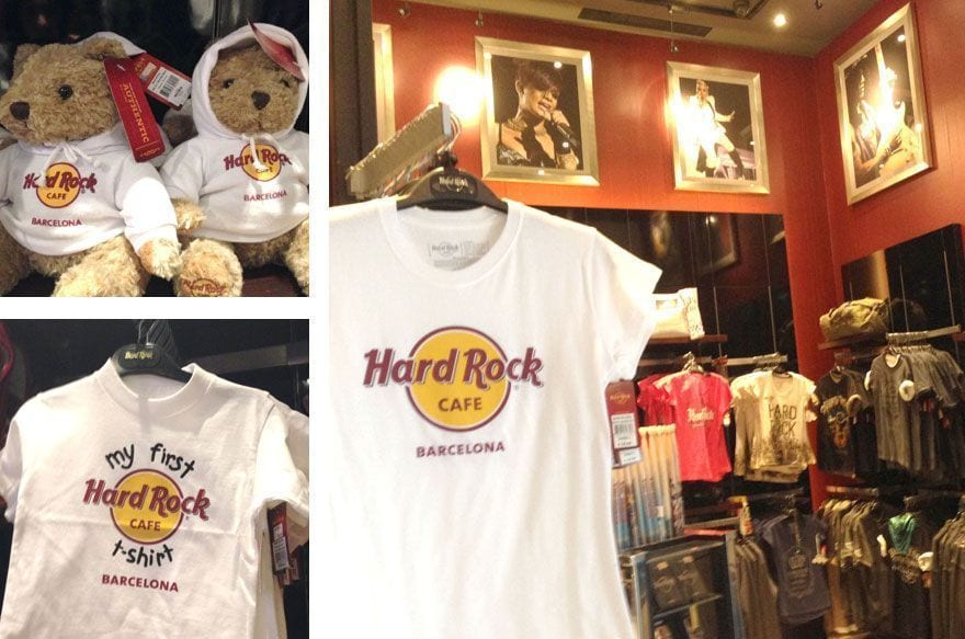 Hard Rock Cafe Barcelona