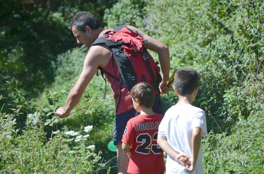 Campamento La Vinca   para niños de 6 a 12 años