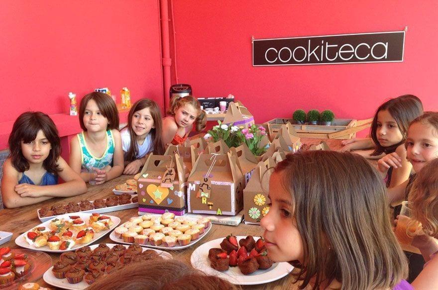 Casal verano cook & craft Barcelona