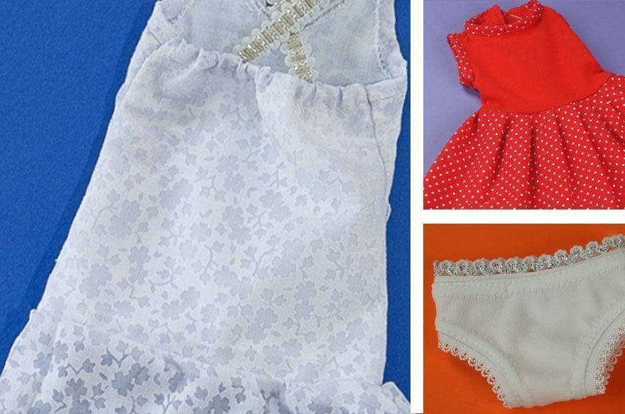 vestidos para nancy