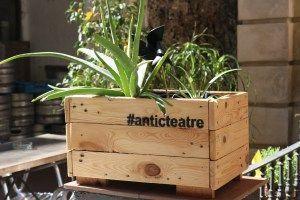 Antic Teatre – espai de creació.