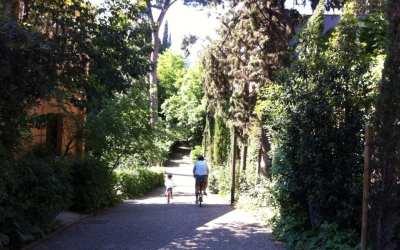 Los 10 mejores parques de Barcelona