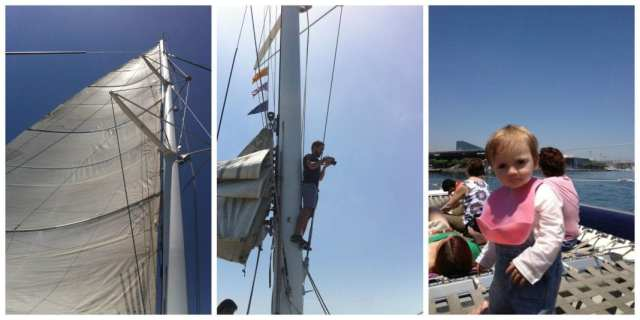 Catamaran moritz Barcelona