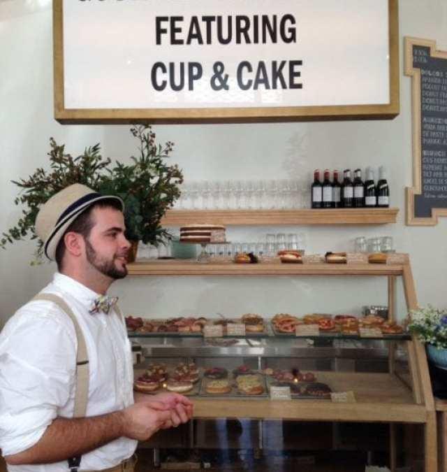 Travel and Cake, un restaurante al estilo americano