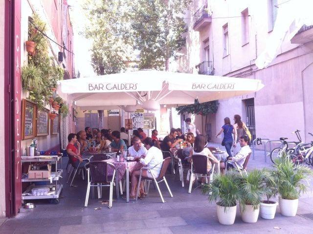 Bar Calders. Un imprescindible de Sant Antoni