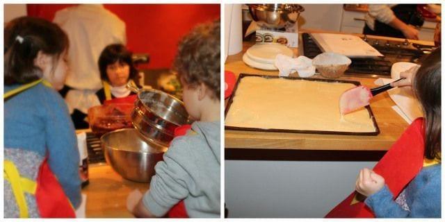 Taller Pastas Gallo y Lékué