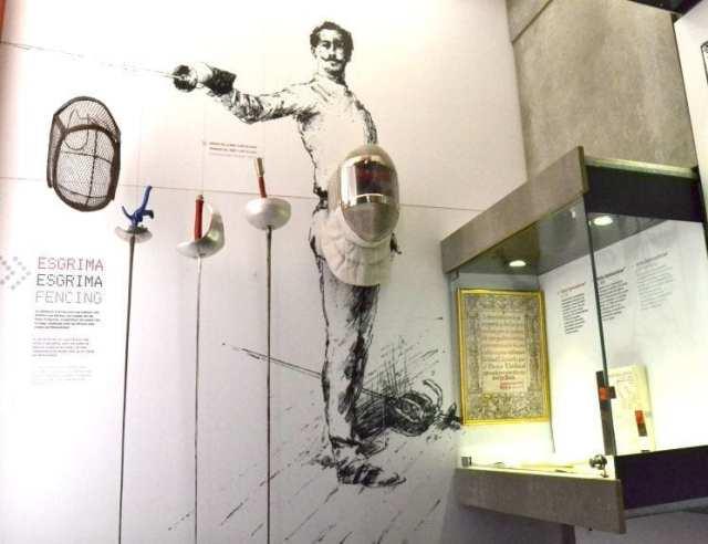 Museu_olimpic_Montjuic|Barcelona_Colours