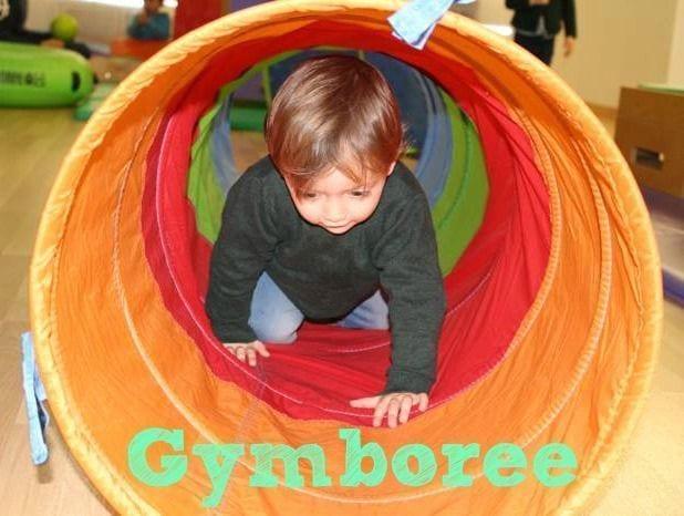 Gymboree Play & Music y su método de estimulación temprana para niños.