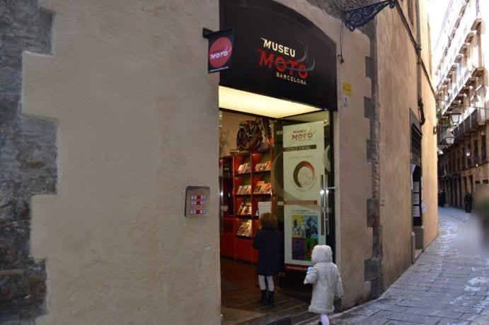 Visitamos el museo de la moto de Barcelona