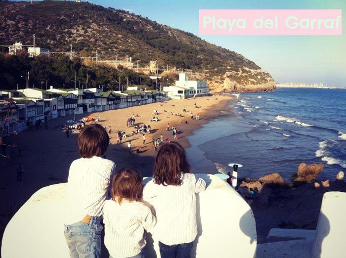 Garraf La mejor playa de Barcelona