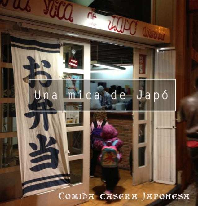 comida casera japonesa barcelona