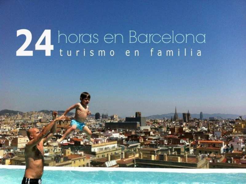 turismo familiar barcelona