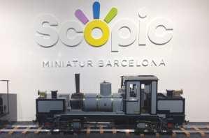 scoopic miniatur barcelona