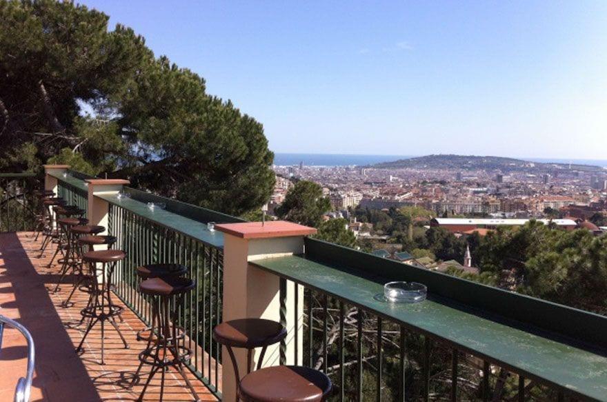 Las 8 mejores terrazas para disfrutar con niños en Barcelona