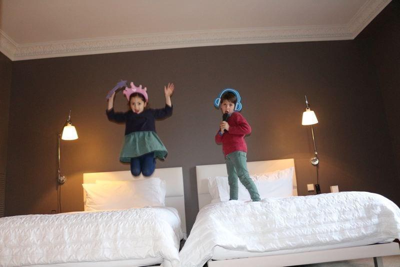 Le Méridien Barcelona, un hotel para familias