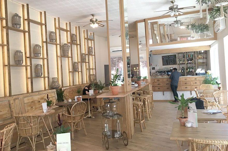 Cuba de Janeiro, un restaurante acogedor y saludable en Avenida Mistral