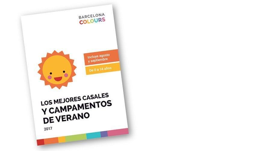 CASALES DE VERANO 2017 PARA NIÑOS DE 2 A 14 AÑOS