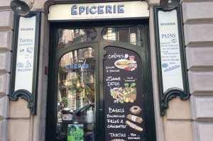 Epicerie barcelona