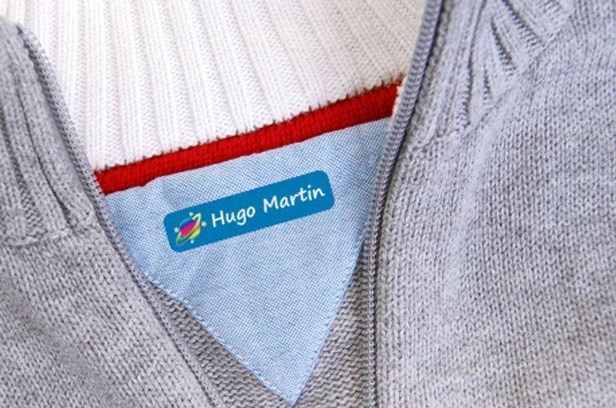 Stikets | etiquetas marcar ropa infantil