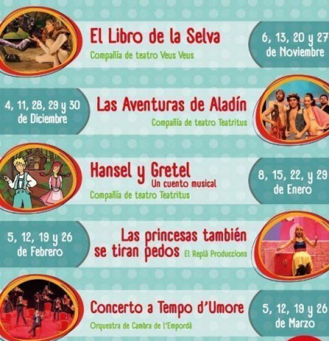 APOLO PEQUES, Teatro para niños en Barcelona