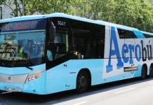 Aerobús, Airport shuttle