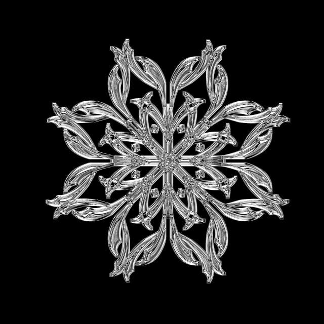 ice crystal emoto