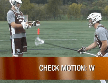 Defensive drills: Hand / Stick Speed