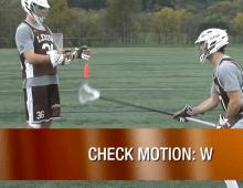 Defensive drills: Hand / Stick Speed