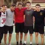 Lacrosse's simple roots – Train hard & smile