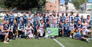 Barcelona Lacrosse with Casey Powell's World lacrosse federation
