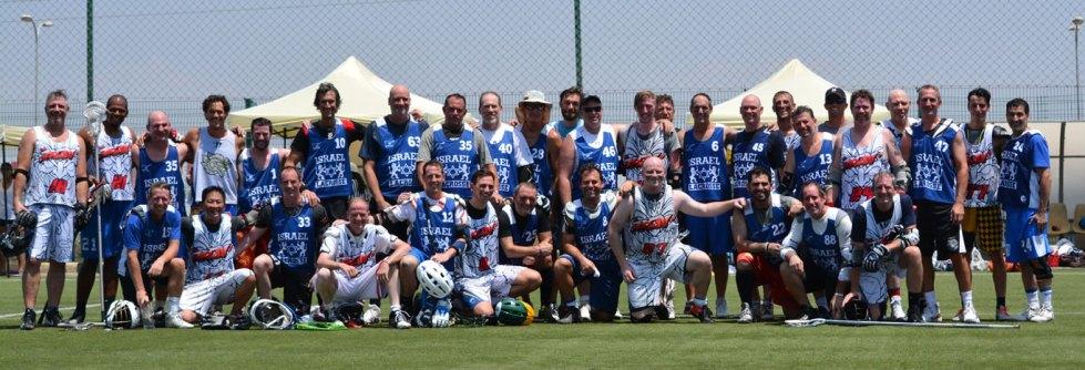 Barcelona Lacrosse Visits Israel at World Lacrosse Championships