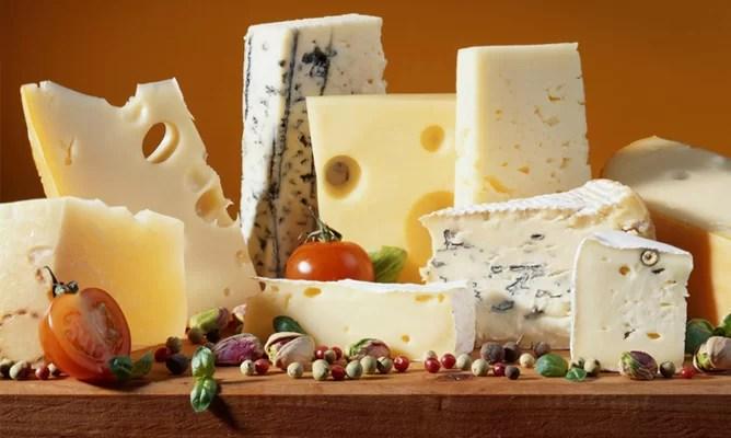 Que le pasa a tu cuerpo cuando comes quesos