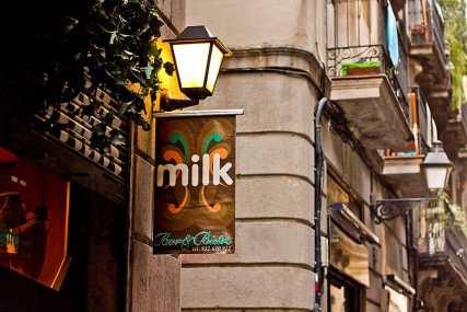 Image result for milk bar barcelona