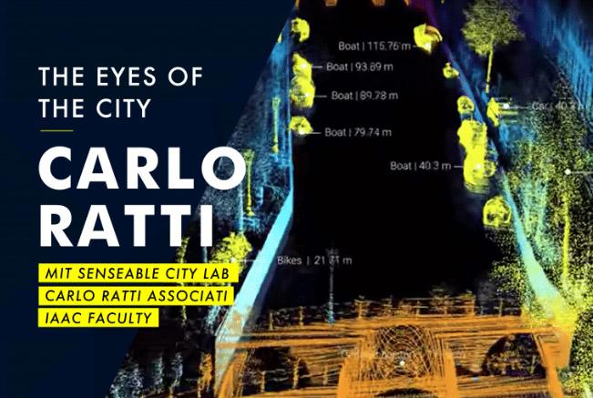 Carlo Ratti Lecture