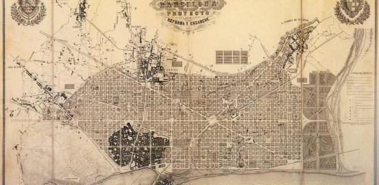 Barcelona invents urbanisation