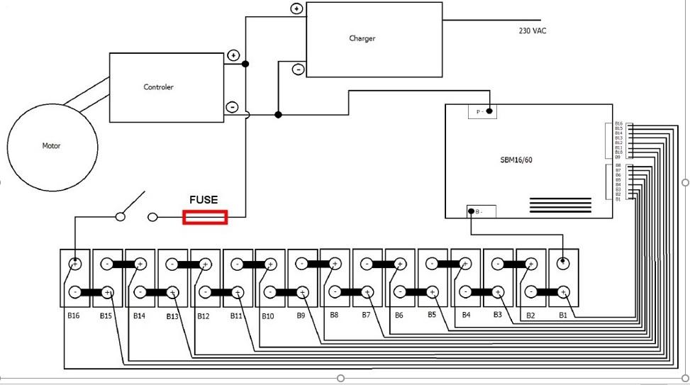 electric-bldc-sailboat-motor-system