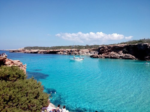 ibiza day sailing and barcelona sail in Ibiza island