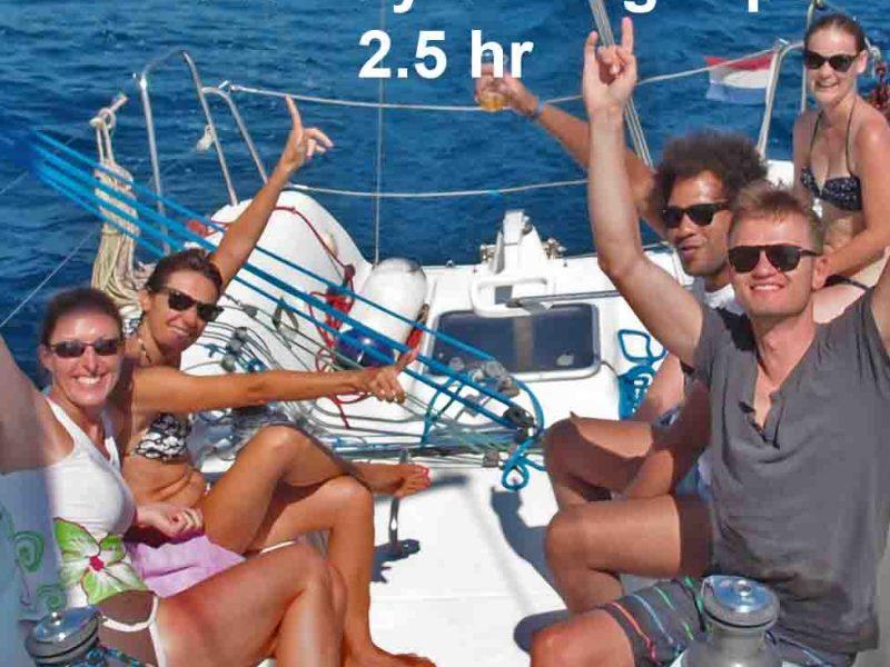 Day sail Barcelona cuize barcelona sailing