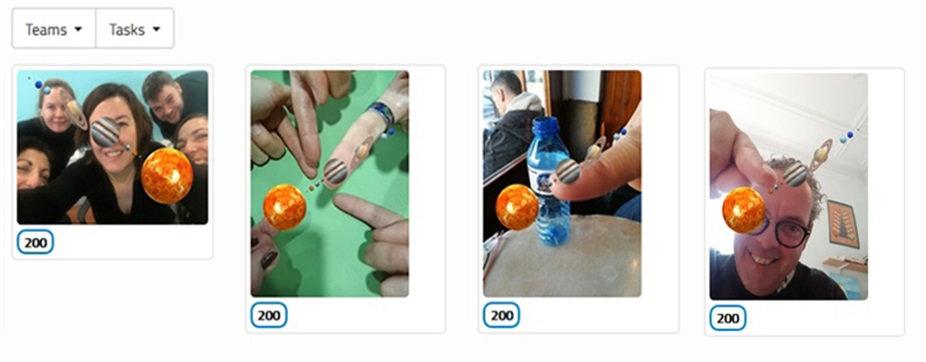 Plastic pollution Quiz with BarcelonaSail